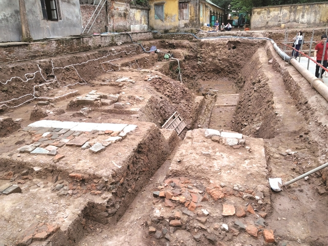 Morearchaeology discoveries at Imperial Citadel