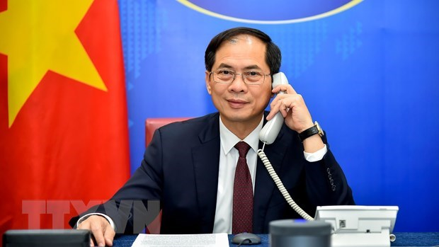 Foreign ministers discuss Việt Nam-Ethiopia relations