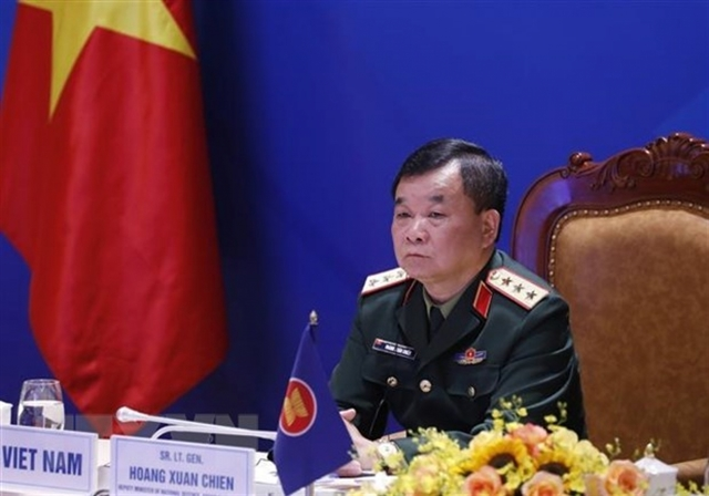 Việt Nam China hold seventh defence strategy dialogue