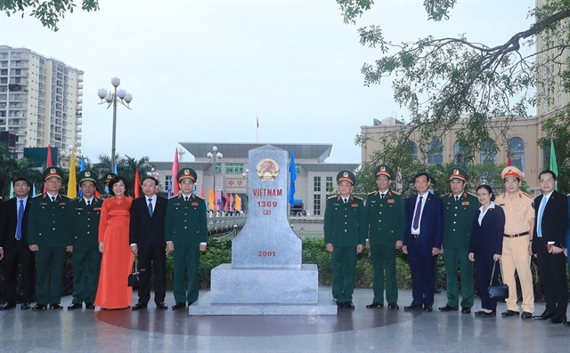 Việt Nam China hold sixth border defence friendship exchange