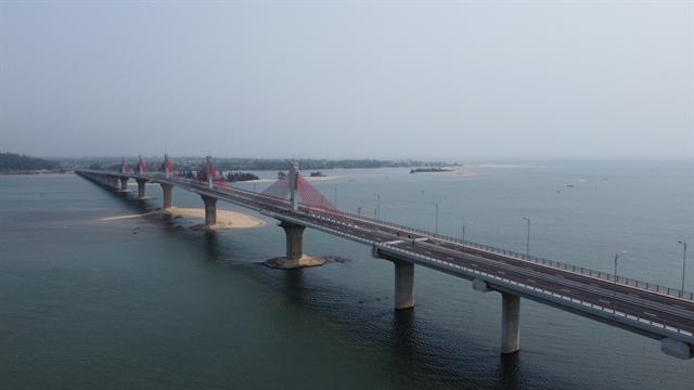 Quảng Ngãi Provinceto open new bridge for traffic