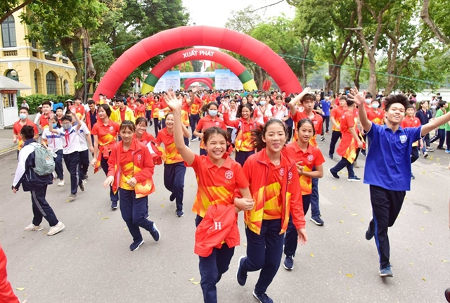Run for Peace comes back after one year off