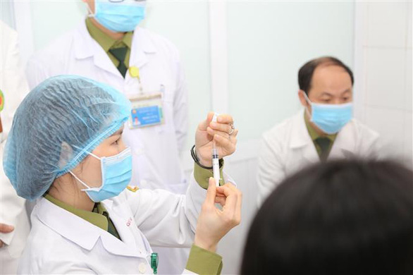 Việt Nam completes second stage ofhomegrown Nano Covax trials