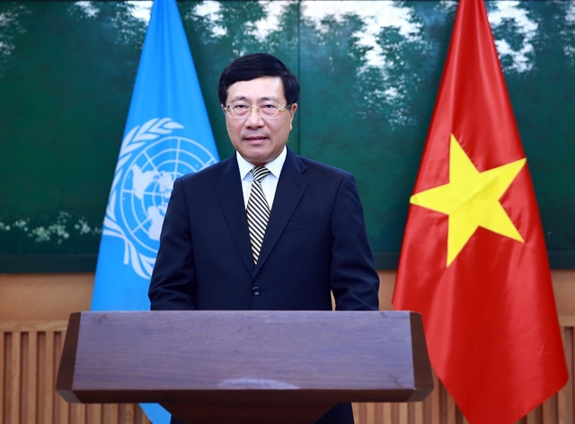 Deputy PM sends message to 77th Session of UNEconomic and Social Commission of Asia and the Pacific