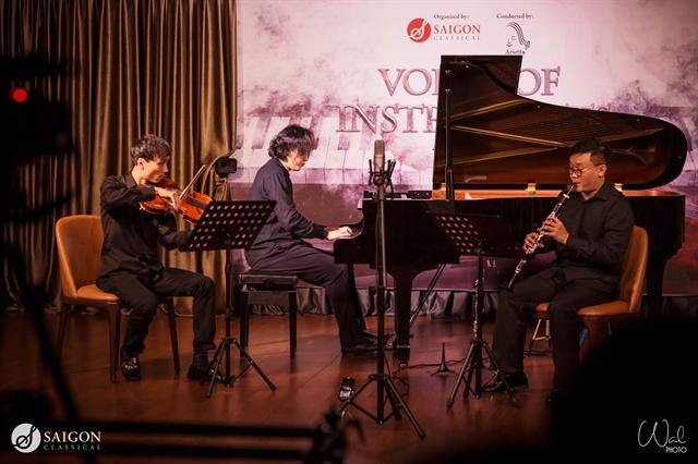 Saigon Classical Musicpresents Ensemble of Nature concert