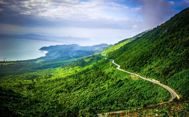 Hải Vân Pass named among worlds most beautiful drives