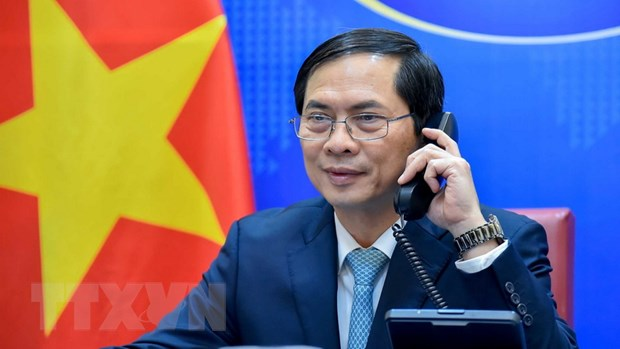 Việt Nam RoK beef up diplomatic collaboration