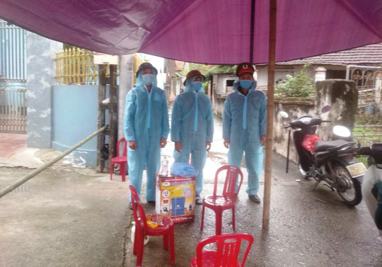Man in Hà Nam tests positive for SARS-CoV-2 after completing quarantine