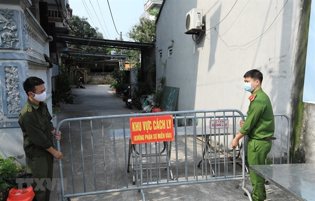Authorities conduct COVID-19 tracing in Hà Nội 10 imported cases reported