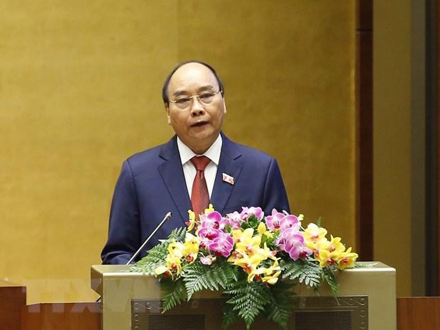 Nguyễn Xuân Phúc elected as State President