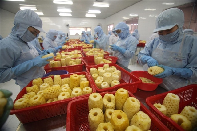 Vietnamese fruit and vegetable sector targets export revenue of 10 billion