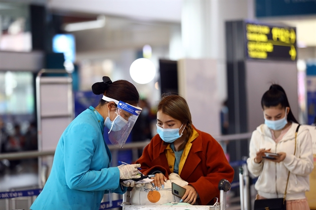 Health declarations essential to board flights: aviation authority