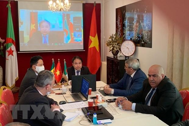 Businesses from Viet Nam Algeria Senegal seek partnership opportunities