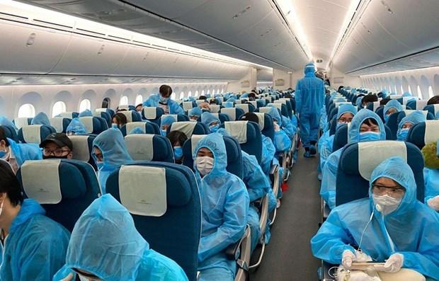 Airlines await vaccine passports for resumption of international flights