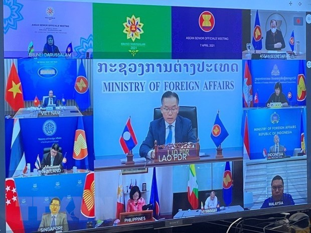 Việt Nam makes proposals at ASEAN Senior Officials Meeting