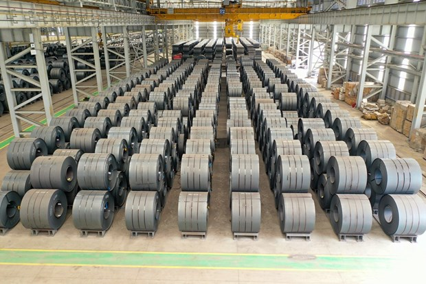 Hòa Phát Group sells over 2.16 million tonnes of steel in Q1