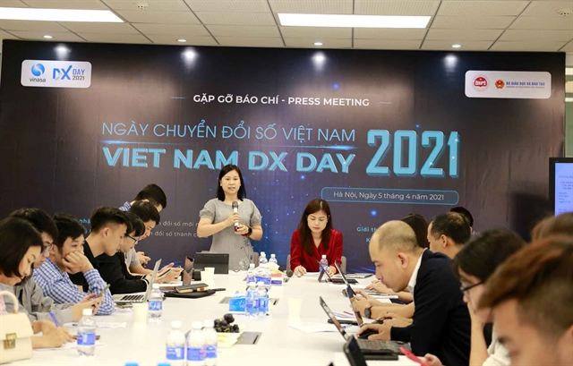 Việt Nam Digital Transformation Day to take place in May