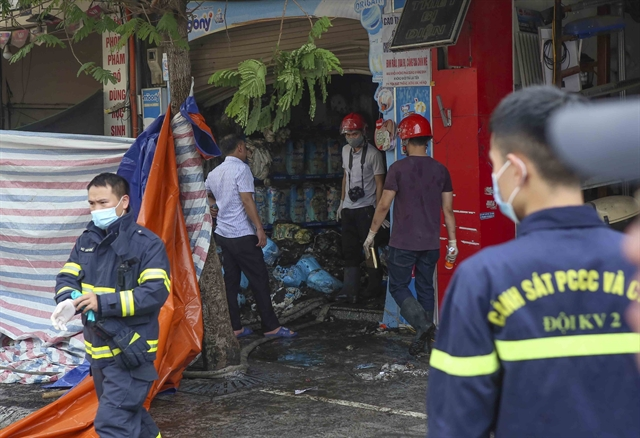 Fire tragedies cause alarm in residential areas