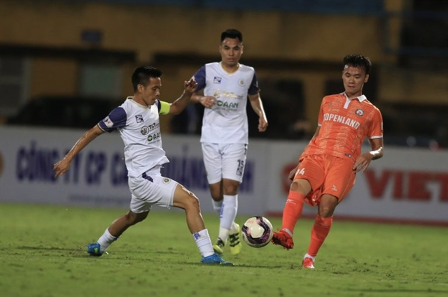 V.League 1 matches to be played behind closed doors