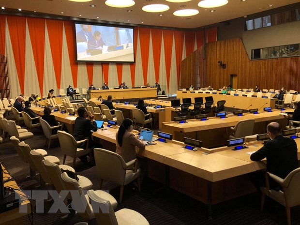 UNSC themes during Việt Nams Month of UNSC Presidency win international approval
