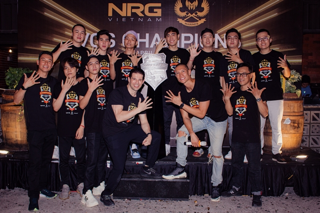 Global local companies join hands to buy Việt Nams GAM Esports team