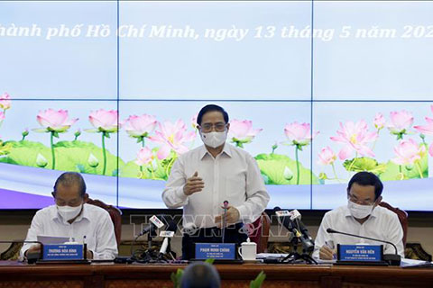 HCM City asks for govt approval to seek private funding for vaccinations