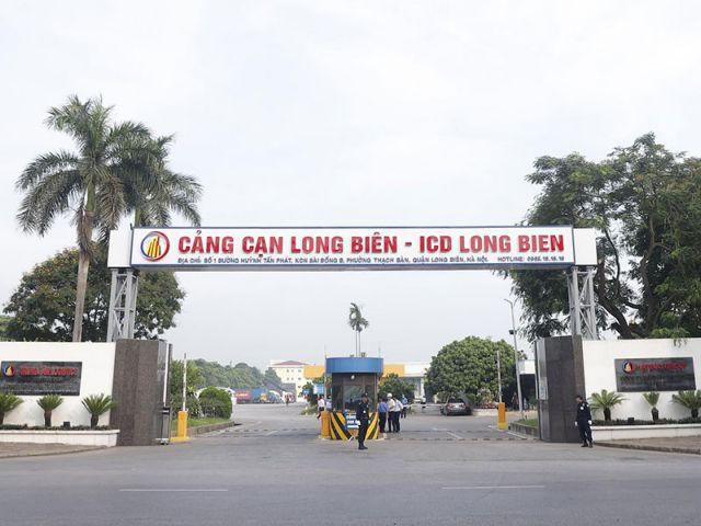 Hà Nộitohave a modern logistics centre