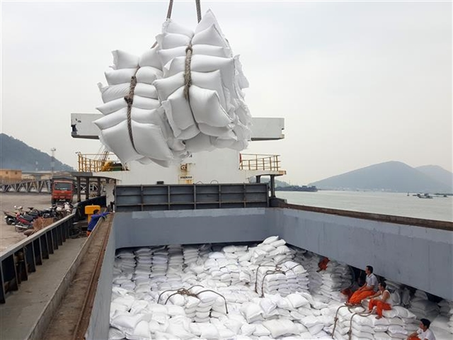 Việt Nam earns 362 million from rice exports in April