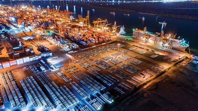 Logistics enterprises grow strongly in Q1 boosted by FTAs and industrys bright outlook