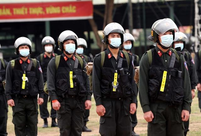 Bắc Giang and Bắc Ninh launch social distancing measures