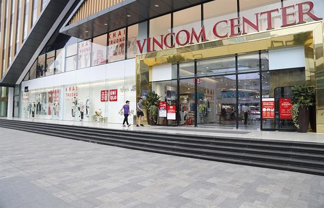 Vinstocks drag down Vietnammarket