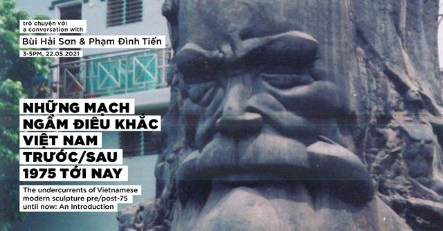 The Factory hosts conversation on Vietnamese sculpture