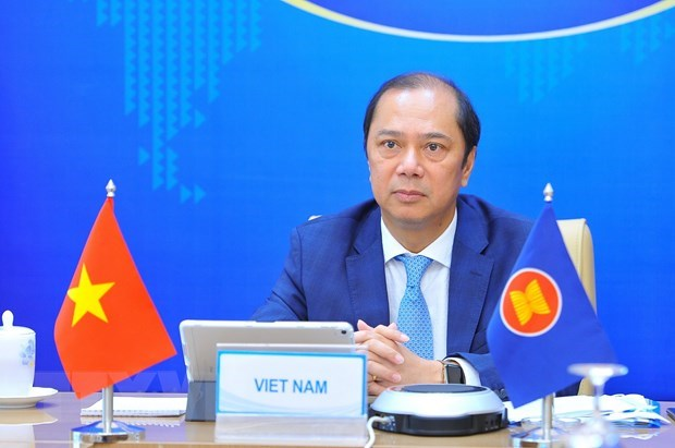 Việt Nam proposes ASEAN China prioritise coordination in COVID-19 fight