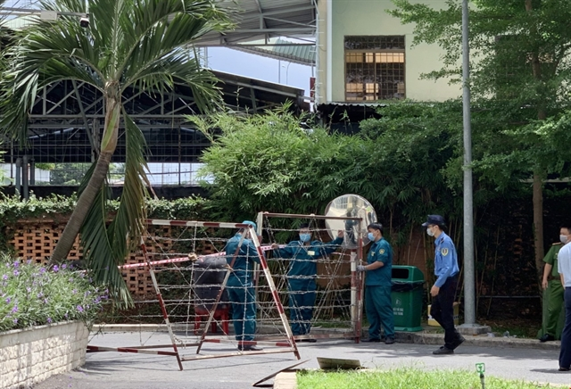 Hospitalstighten COVIDmeasures following two new domestic cases in HCM City