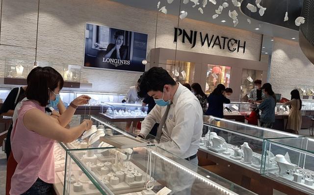 PNJ sees profit soar 95 per cent