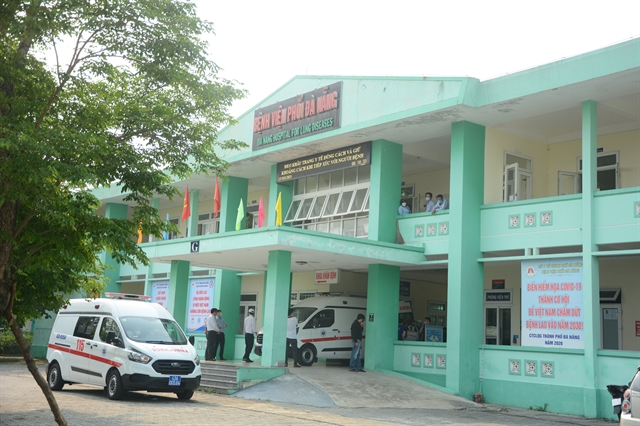 Đà Nẵngs first COVID-19 patient in fourth wave released from hospital