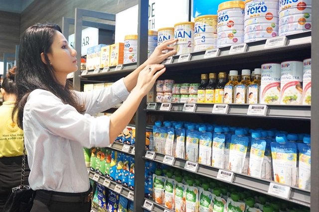 Dairy firms pledge steady supply prices under HCM City programme