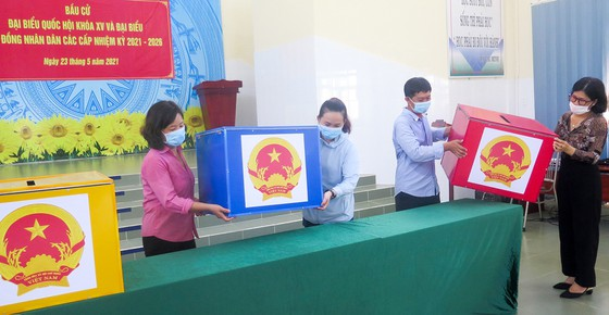 HCM City fully prepared to hold general elections