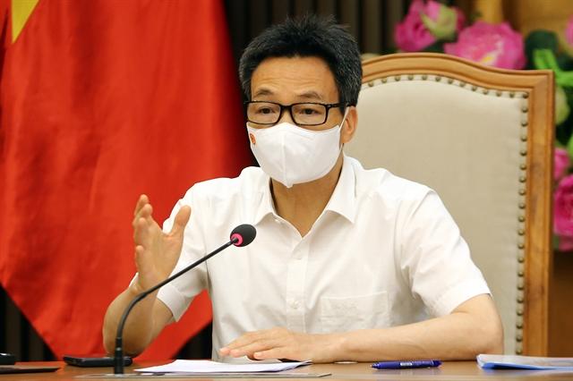 All workers in industrial zones must make health declaration