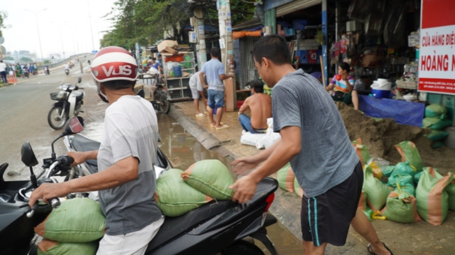 HCM City to build 12anti-flooding projects by 2025