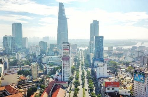 HCM City aims for 'smart city status by 2025