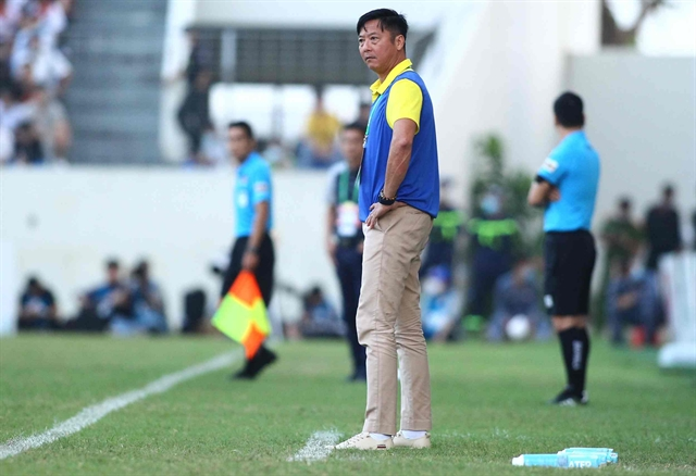 Đà Nẵng coach resigns after 13 years in charge