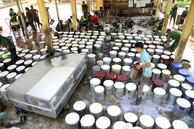 Rubber industry needs to develop production chain