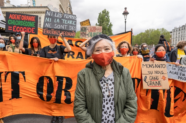 Vietnamese French citizens long standing battle for justice carries on