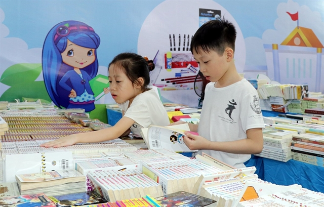 Online contest to introduce books launched