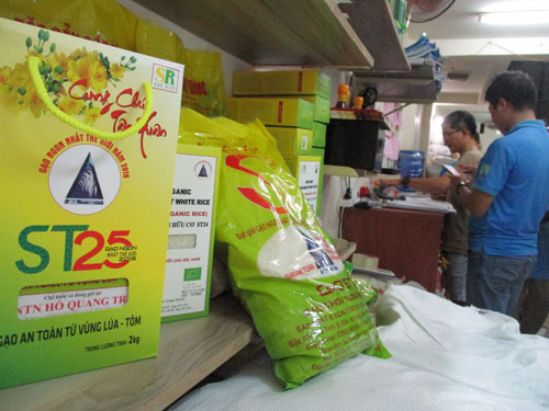 VN Trade Office acts to protect rice trademarks in Australia