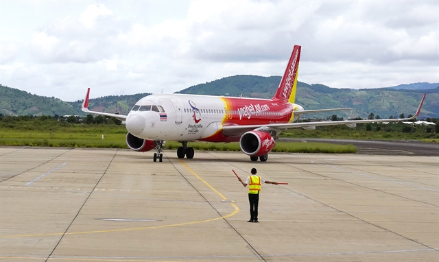 Vietjet posts positive business result in Q1