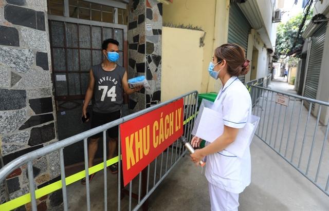 Hà Nội shuts spa massage cinema and sports venues starting May 5