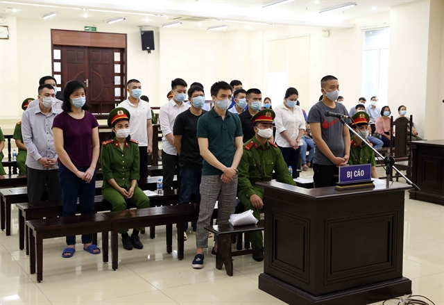 Trial begins for smuggling case at Nhật Cường Company