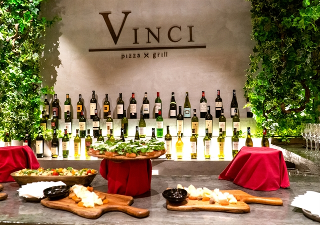 Vinci a winner when it comes to Italian experience